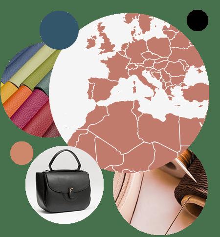 fabrication de maroquinerie